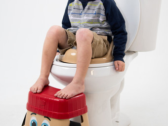 A Squatty Potty for Kids: Potty Pets Can Help Resolve Chronic Constipation