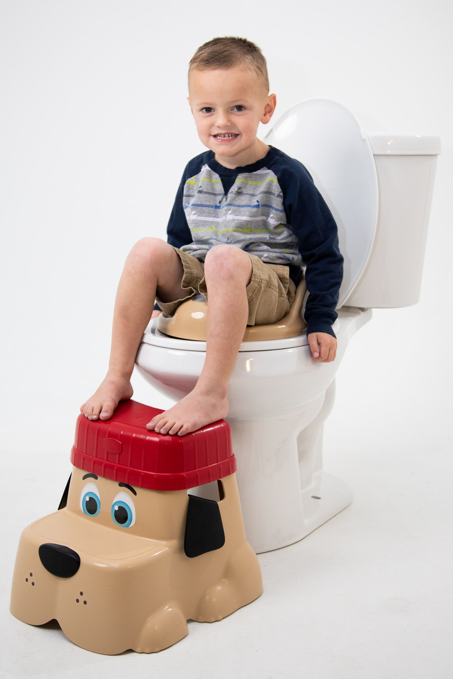 Ready to Go! Toilet Time: A Training Kit for Boys - Games