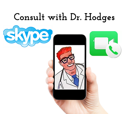 Consult with Dr.Hodges