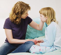 "43% of Parents ""Angry"" About Bedwetting"