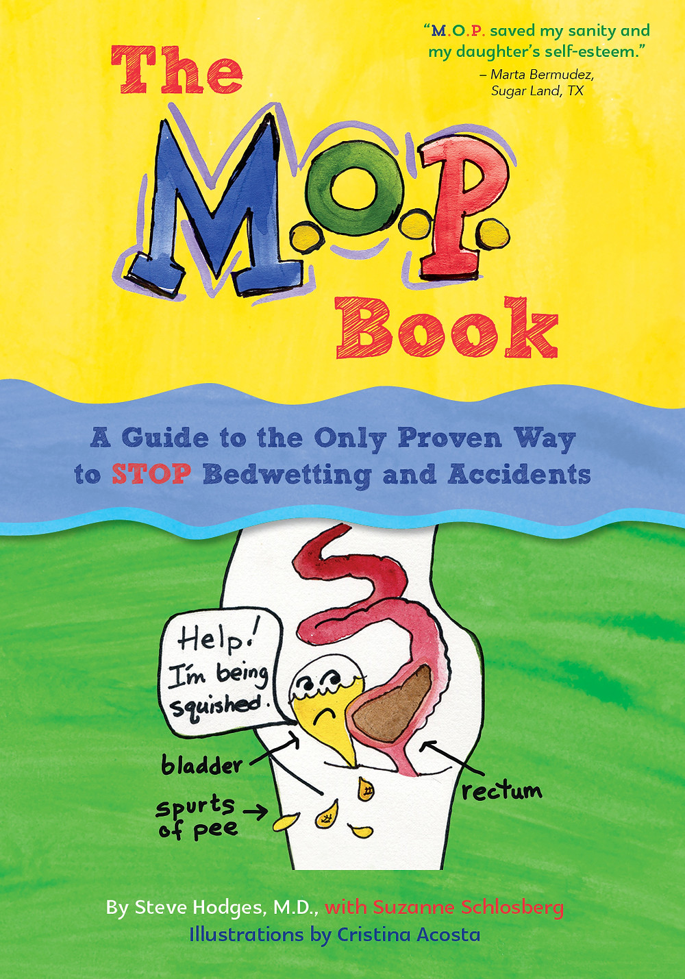 The M.O.P. Book for bedwetting