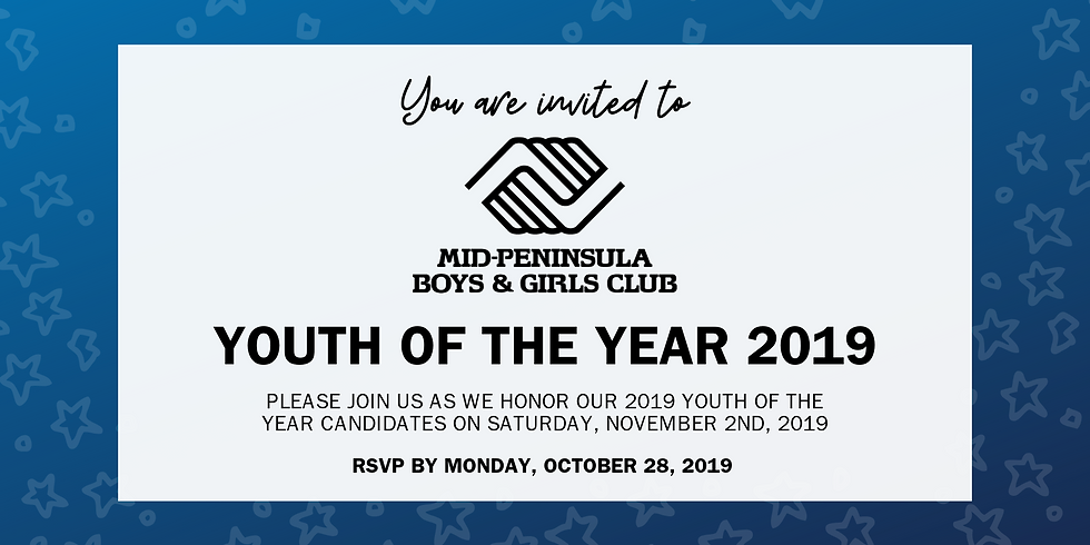 Youth of the Year 2019
