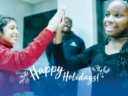 Happy Holidays from MPBGC