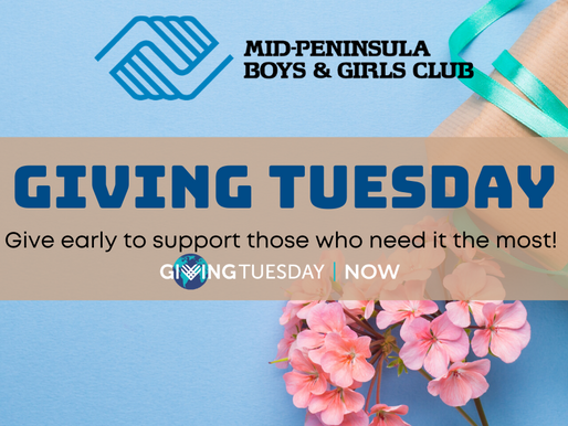 #GivingTuesdayNow: THE TIME IS NOW