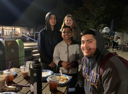 MPBGC Members Celebrate Lunar New Year at Crystal Springs Upland School!