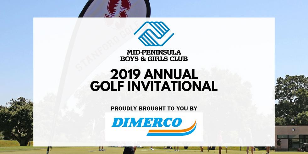 2019 Annual Golf Invitational