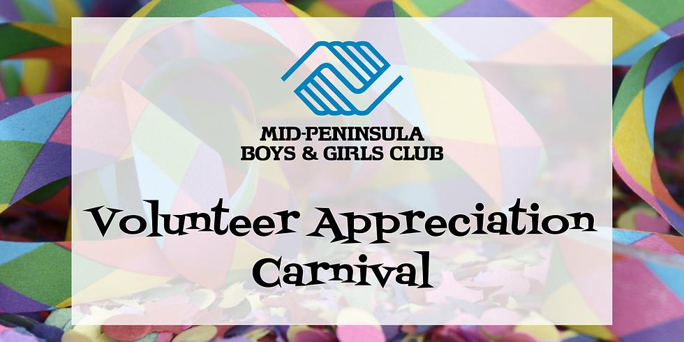 2018-19 Volunteer Appreciation Carnival