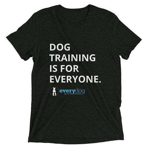 Dog Training Is For Everyone