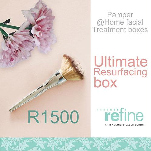 Ultimate Resurfacing box
