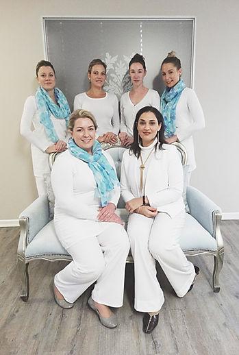 Refine anti ageing clinic Hermanus Team