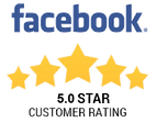 Facebook 5 star ratings
