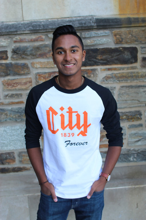 City Baseball T-Shirt