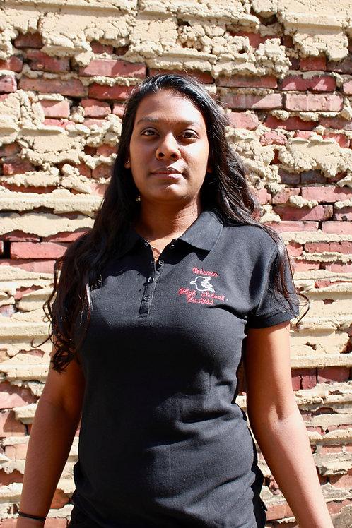 Western  Ladies Cut Polo Shirt