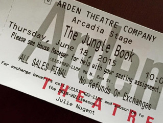 YLD sends 50 students to see The Jungle Book in Philadelphia