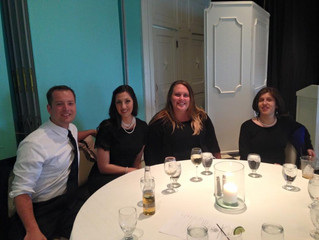Joint CLE Panelist Dinner: Recap