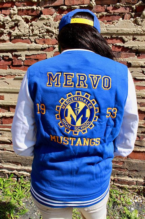 Mervo Varsity Jacket