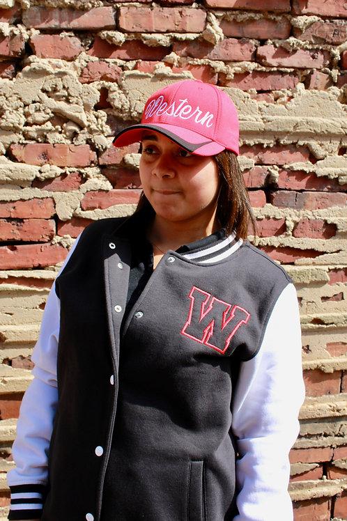 Western Varsity Jacket