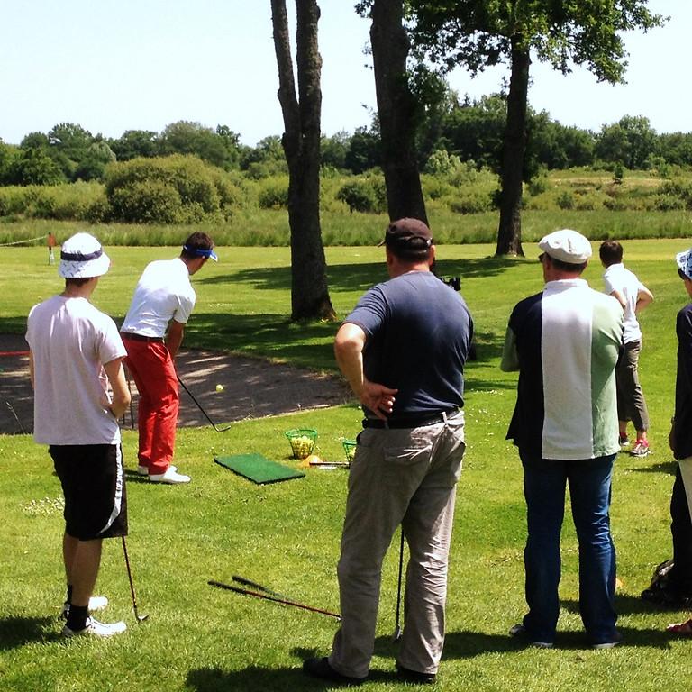 Enquête cours de golf