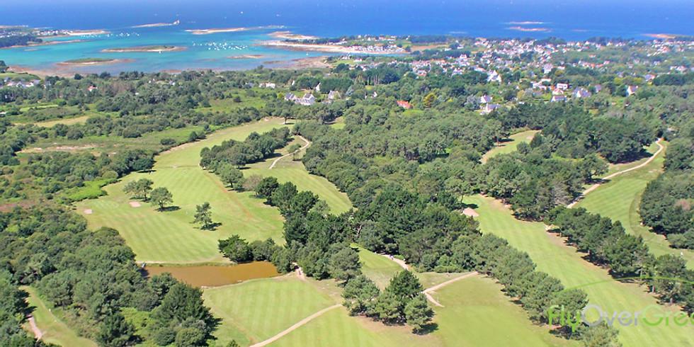 Stage de 5 jours au golf de St Samson (Bretagne)