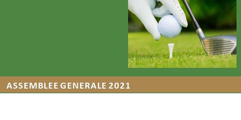 Vote assemblée générale 2021