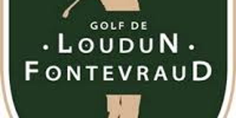 Sortie loisir Golf de Loudun Roiffé (86)