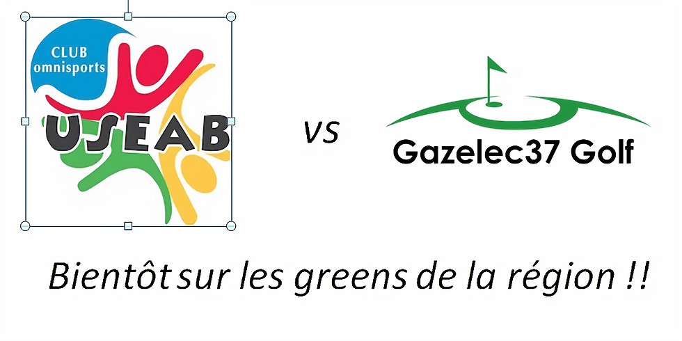 Challenge USEAB - Gazelec 37 - match aller