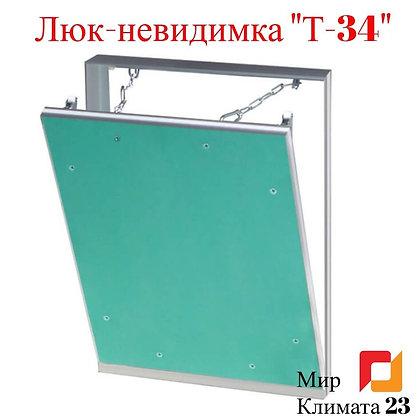 """Съемный ревизионный люк под плитку """"Т-34"""""""