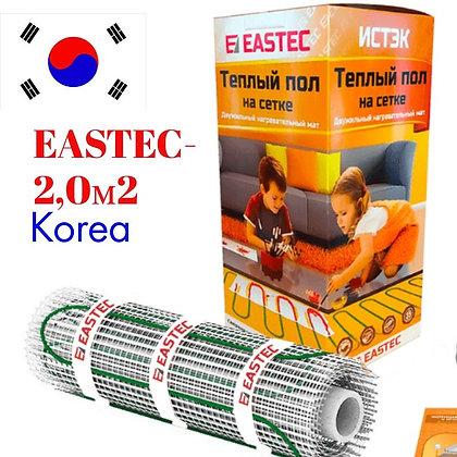 Теплый пол под плитку купить в Сочи. EASTEC-2м2