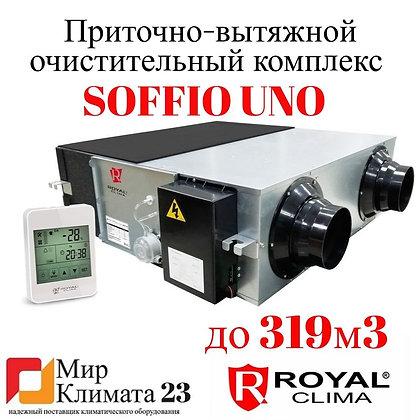 Вентиляция в Сочи. Купить в Сочи вентиляцию Royal Clima SOFFIO RCS 350 U