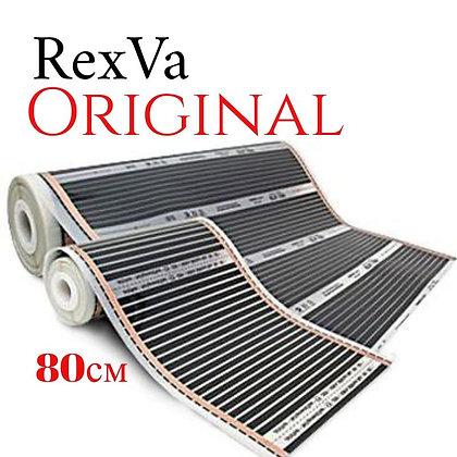 Теплый пол пленочный купить в Сочи. RexVa-80см. Мир Климата 23