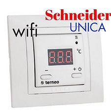 Терморегулятор для теплого пола в Сочи.j