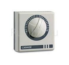 Комнатный терморегулятор меаничесий