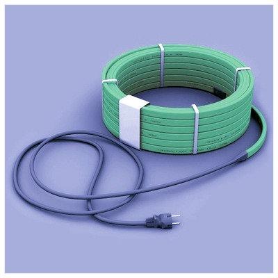 Греющий кабель для желобов и водостоков SRL 30-2 CR 30 Вт (18м) комплект