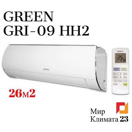 Купить кондиционер в Сочи. Сплит Системы Green-09 в Мир Климата 23