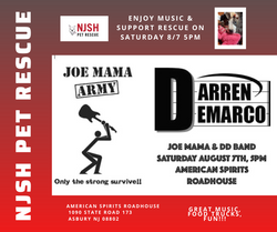 Jo Mama Music Fundraiser