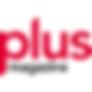 Plus Magazine logo.png