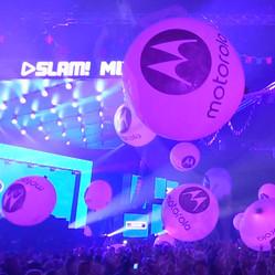 Slam & Motorola