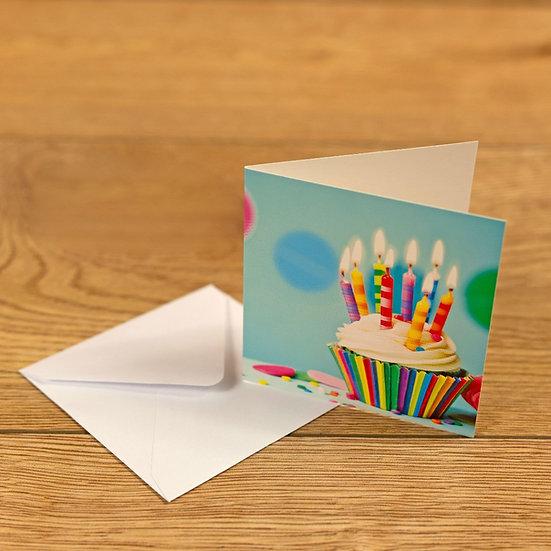 Grusskarte Geburtstag