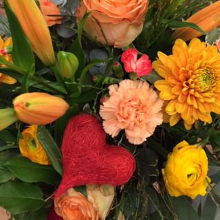 Valentinstags Bouquet