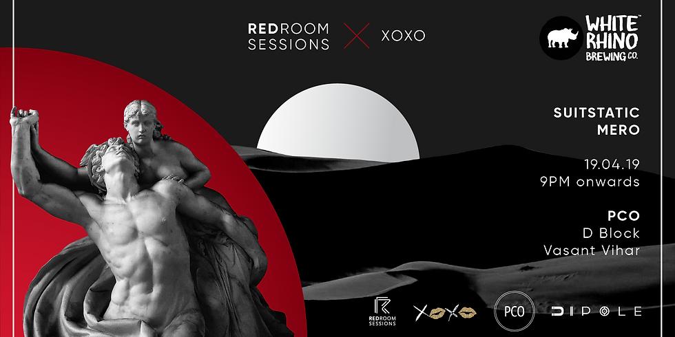 Redroom Sessions x XOXO