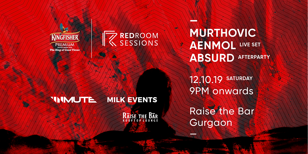 Redroom Sessions x Raise The Bar