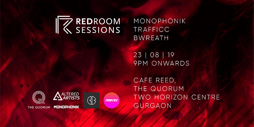 Redroom Sessions at Cafe Reed, The Quorum