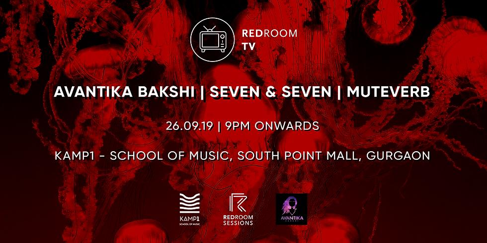 Redroom Sessions X KAMP1 Presents - Redroom TV 9