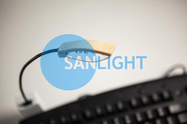 Sanitary Desk Light
