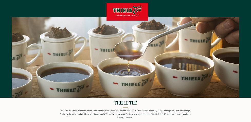 Thiele Tee