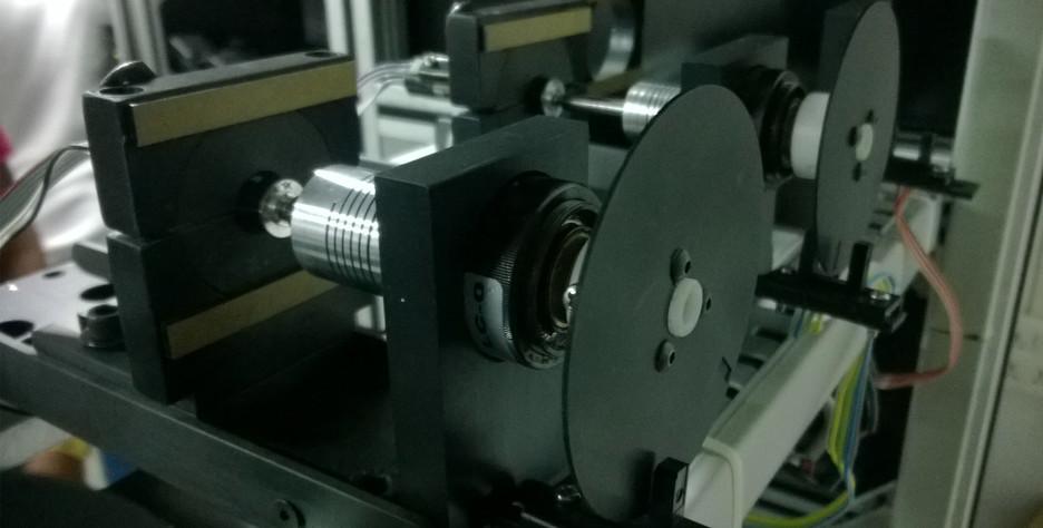 Micro Motor Testjig