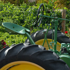 Winery Tractor