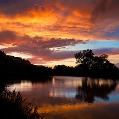 Tiara Rado Sunset