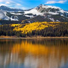 Lost Lake Campground, Kebler Pass