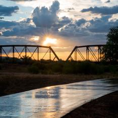 Colorado River Railroad Bridge